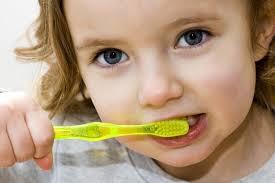 cepillo infantil